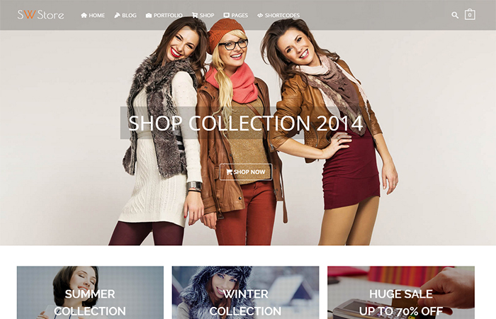 Top 30 WordPress eCommerce Themes