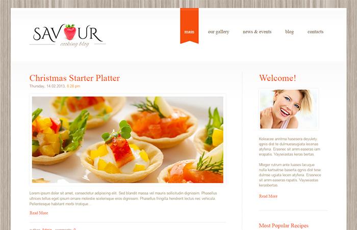 Cooking Blog