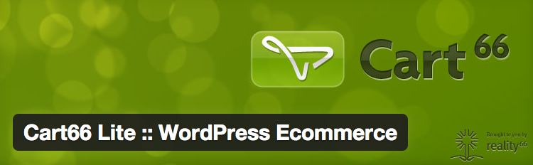 Cartt66 WordPress ecommerce Plugin