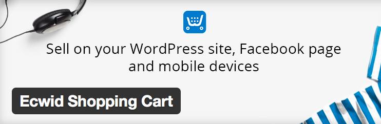 Ecwid WordPress Plugin