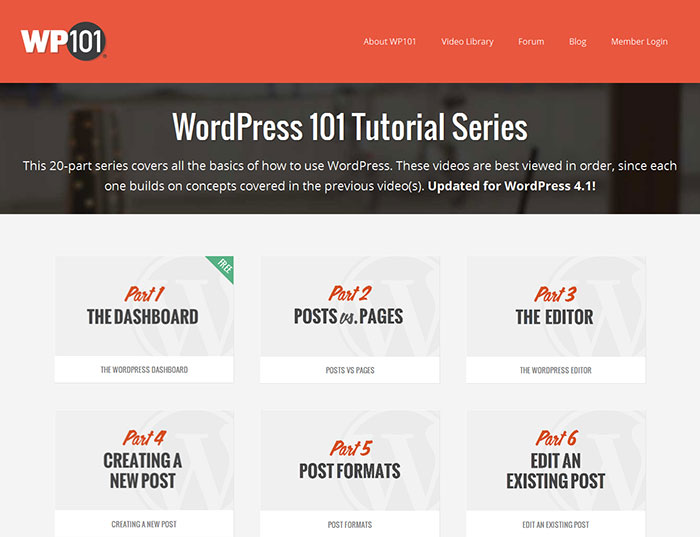 Top Learning Resources For New WordPress Users