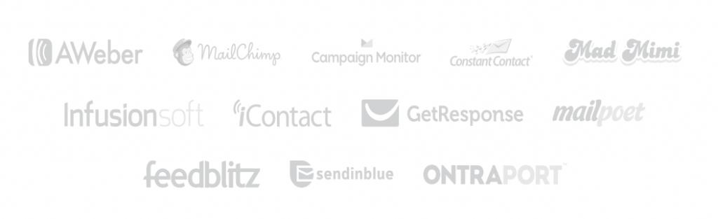 Bloom Plugin Marketing Integrations