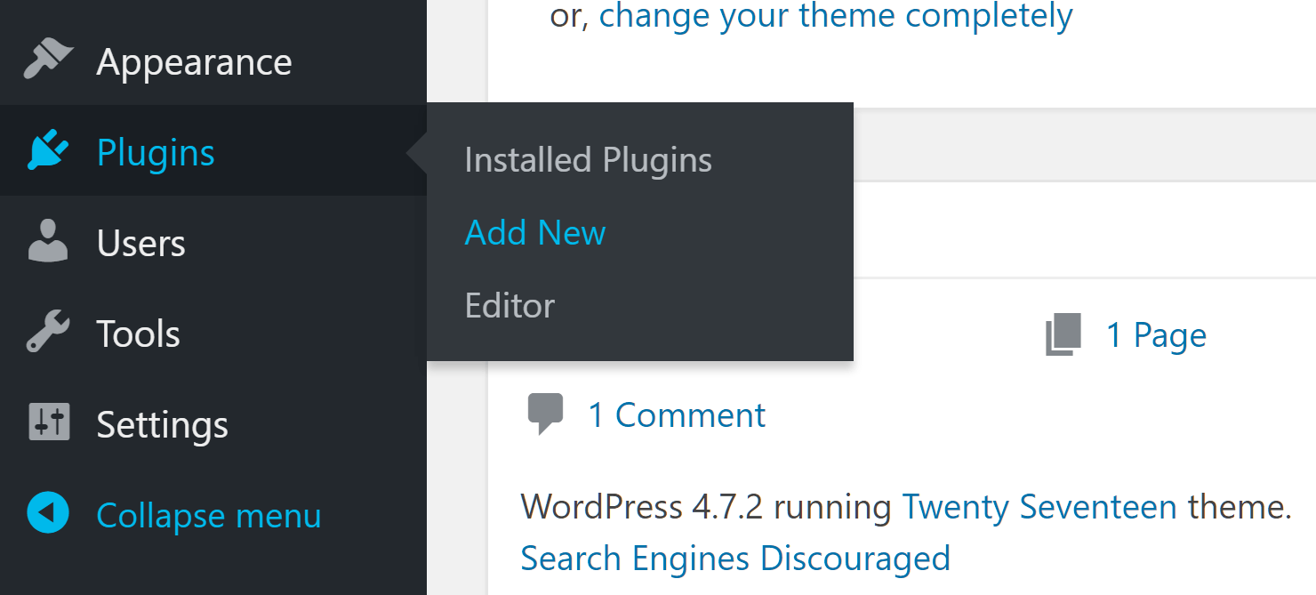 UpdraftPlus Add Plugin